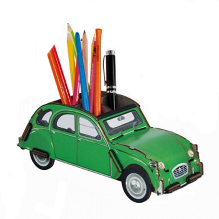 2CV pennenbakje groen