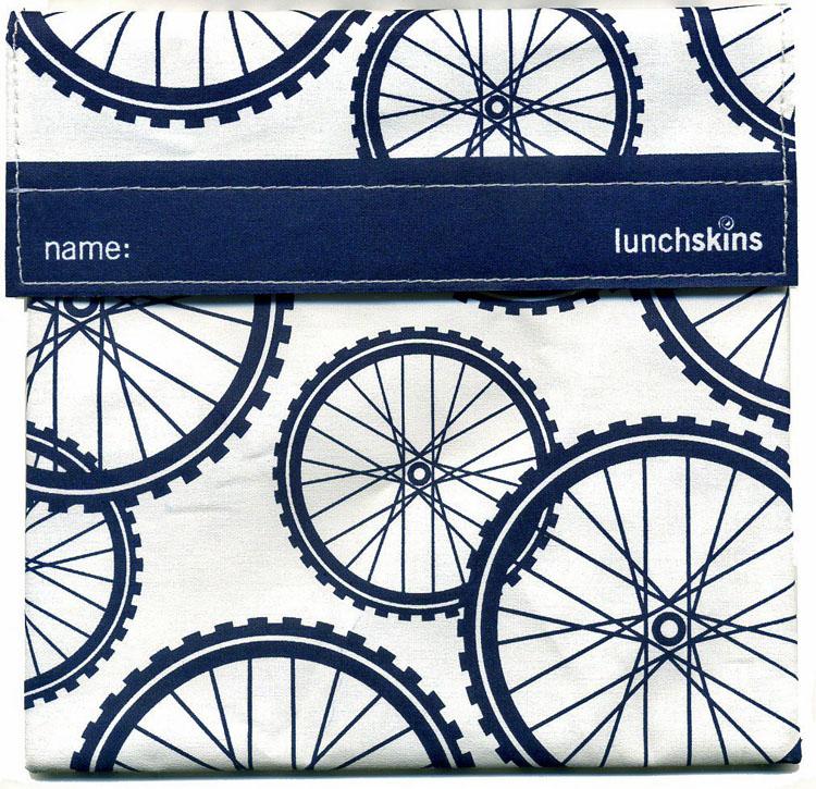 Lunchskin fiets large