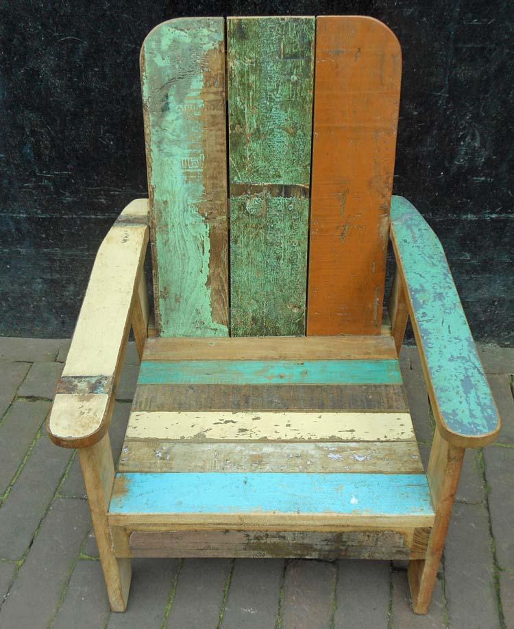 Lounge stoel Joris