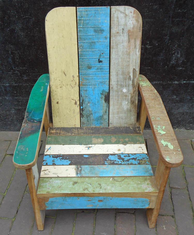 Lounge stoel Femke