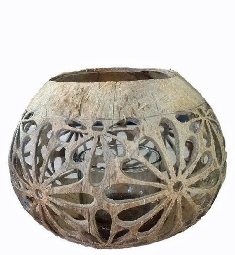 Kokosnoot bloem