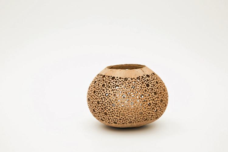 Kokosnoot druppels
