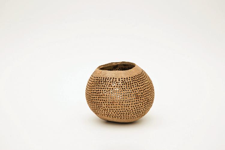 Kokosnoot gaatjes