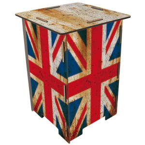 Krukje Engelse vlag