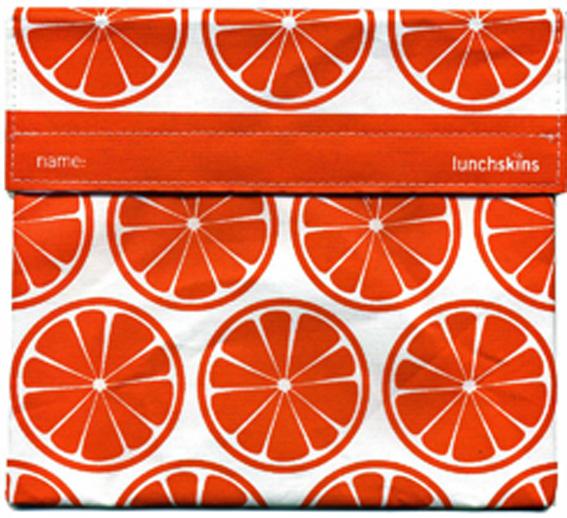 Lunchskin sinasappel