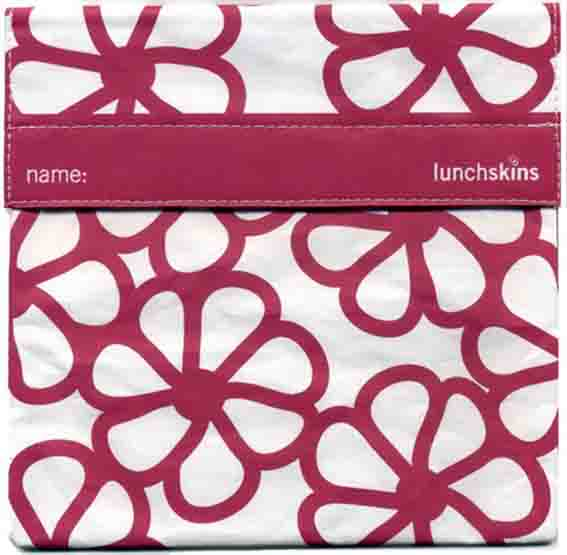 Lunchskin bloem