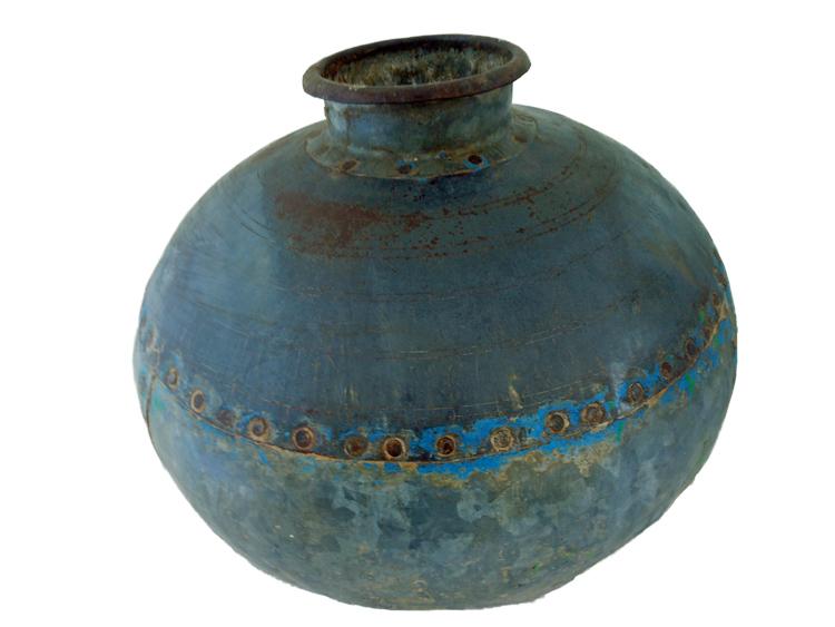 Waterpot  blauw