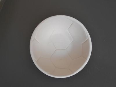 KE-246<br />Voetbal kom<br />h8 x Ø15cm