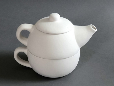 KE-307<br />Tea for one<br />h15cm