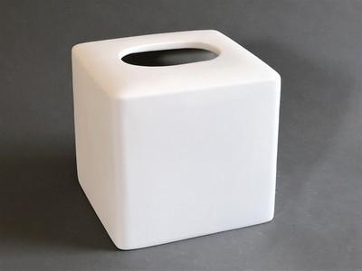 KE-606<br />Tissue box<br />16x16cm