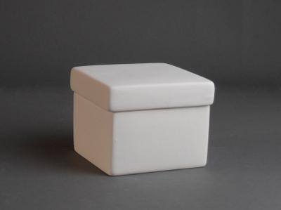 KE-610<br />Vierkant doosje<br />10 x 10cm