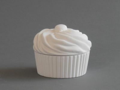 KE-625<br />Cupcakedoosje<br />Ø8cm