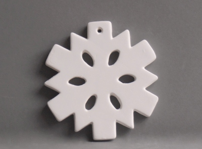 KE-621<br />hanger sneeuwvlok<br />Ø10,5cm
