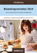 Belastingvoordeel 2014 voor mensen met een handicap of chronisch zieken