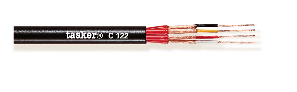 Audio and electronic cable 4x0.14<br />C122