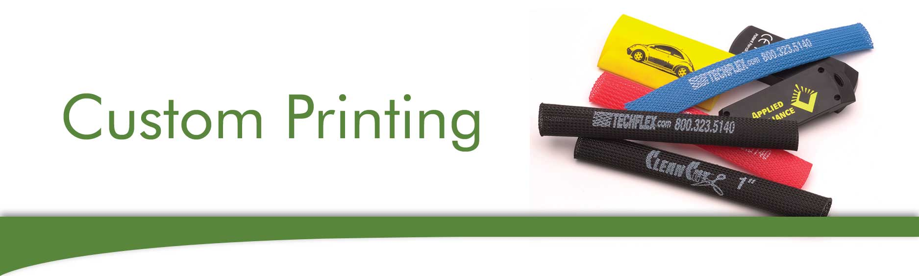 Custom Braided Printing