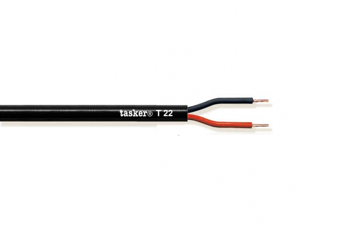 Loudspeaker cable 2x14AWG<br />T22