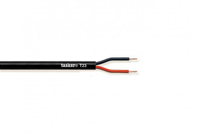 Loudspeaker cable 2x13AWG<br />T23
