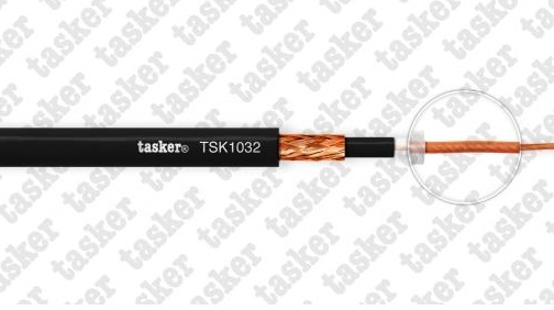 Guitar cable with Carbon Screen 1x0,55<br />TSK1032