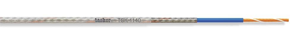 Unipolar miniature audio cable 1x0.05<br />TSK1140