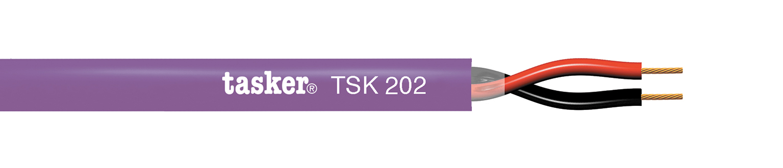 Voice evacuation cable 2x1.50<br />TSK202
