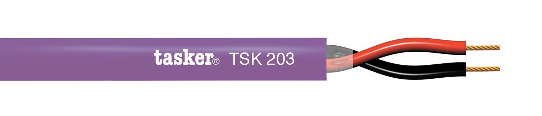 Voice evacuation cable 2x2.50<br />TSK203