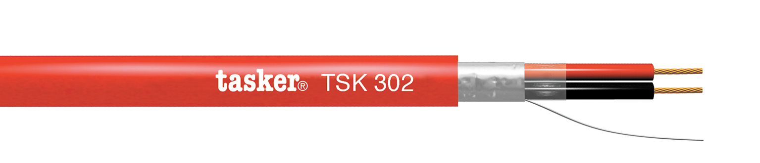 Fire detection cable 2x1.50<br />TSK302