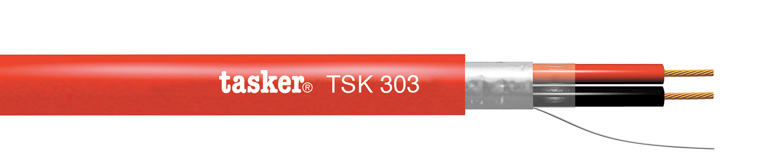 Fire detection cable 2x2.50<br />TSK303