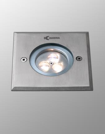 Aquarius Led spotlight inbouw AQ26RGB IP67