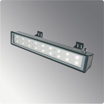 Wand/Muur led armatuur  IP65              OR41RGB