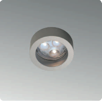 Dorado Led spotlight inbouw IP20.D009RGB