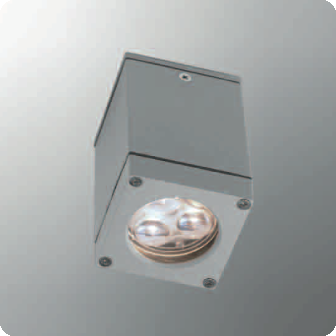 Dorado Led spotlight opbouw DO62RGB IP54
