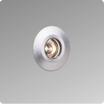 Antares Led spotlight inbouw AN02/1W IP65