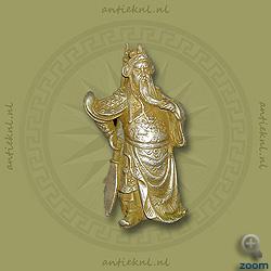 Guan Yu Krijger ca. 1600