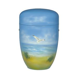 """Design urn """"Meeuw"""""""
