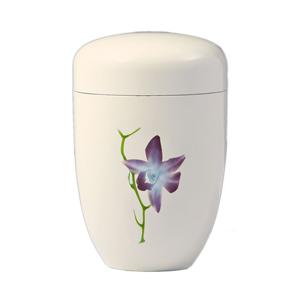 "Designe urn ""Orchidee"""