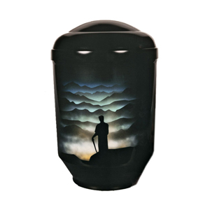 """Design urn """"Stilte"""""""