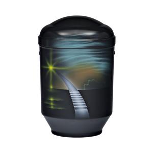 "Design urn ""Hemeltrap"""