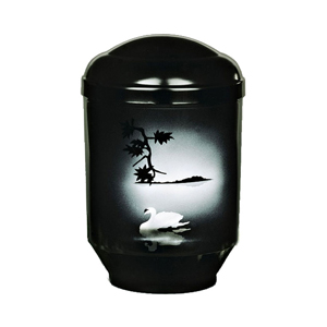 """Design urn """"Zwaan"""""""