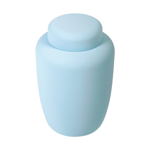 Eco-urn Light Blue