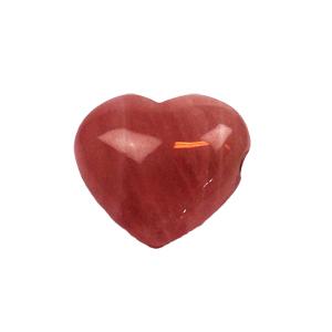 Heart Jasper Red