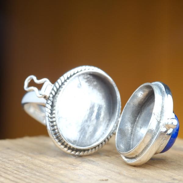 Lapis Lazuli Gif Ring