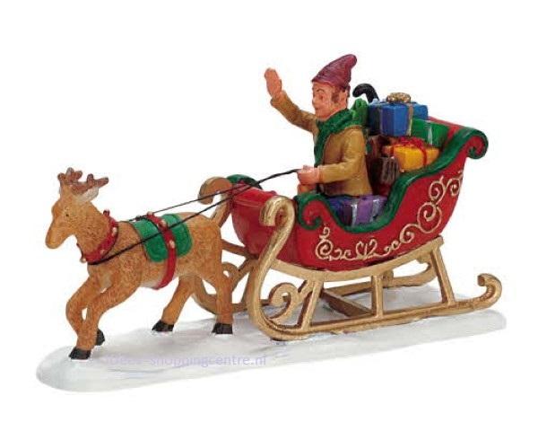 Lemax  Santa' s Wonderland