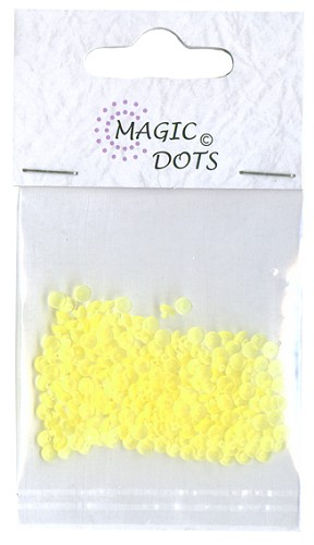 transparant dots