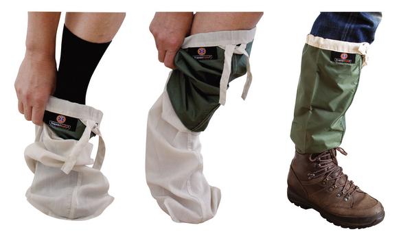 Anti bloedzuiger sokken