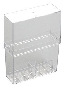 boîte acryl 12 marqueurs
