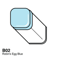 B02 Robin's Egg Blue