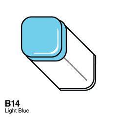 B14 Light Blue