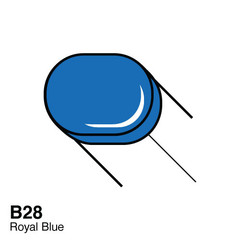 B28 Royale Blue
