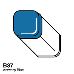 B37 Antwerp Blue